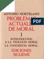 Hortelano Antonio - 001-Problemas Actuales de Moral