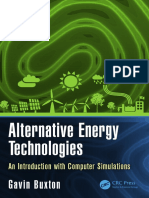 (Nano and Energy) Gavin Buxton - Alternative Energy Technologies_ An Introduction with Computer Simulations-CRC Press (2014).pdf