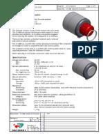 305451 Ci IS8B Solenoid Actuator