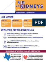 Kidney Disease Fact Sheet