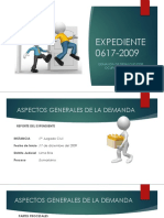 ppt sobre expediente 0617 2000