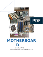 Motherboard and Its Component(11813705)