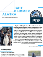 Best Fishing Charter in Homer Alaska