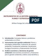 Planes y Estrategias ambientales en Perú
