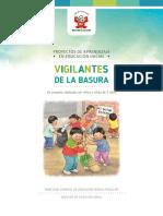 6. Proyectos de Aprendizaje vigilantes de la basura.pdf