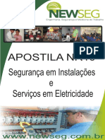 APOSTILA NR10. Segurança em Instalações e Serviços em Eletricidade. www.newseg.com.br.pdf