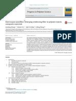 Electrospun Nanofiber- Emerging Reinforcing Filler in Polymer Matrix
