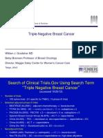 Breast Cancer Triple Negative