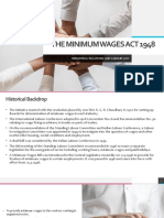Minimum Wage Act 1948