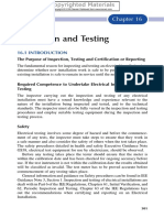 Inspection & Testing of Electrical Systems 76927_16