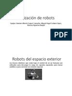 Utilización de robots.pptx