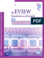 Review Questions and Answers for Dental Assisting PDF.pdf