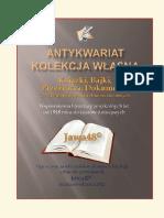 ENISSARJUSZ_KRWAWE ZNAMIĘ_józef Ignacy Kraszewski