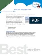 Understanding the Basic Building Blocks of Salesforce CRM