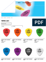 Tortex - Guitar Picks - Products