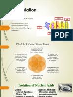 DNA Isolation - Anggun Feranisa SSi MBiotech