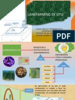 Landfarmig Ex Situ