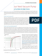 Selecting Your Next Vacuum Pump Whitepaper Email