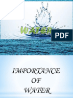 Powerpoint Presentation of Scince on Sourcesof Water