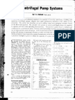 Centrifugal Pump Systems - CPE 1963