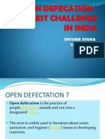 OPEN DEFECATION '.pptx