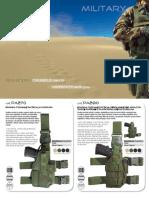 Vega Holster Military