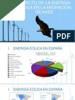 Energía Eólica y Aves