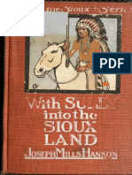With Sully into the Sioux Land by Joseph Mills Hanson