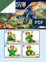 Lego™ Nexo Knights - 70312 Lance's Mecha Horse