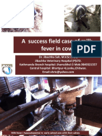 A Success Field Case of Milk Fever In Cow-Dr.Jibachha Sah,M.V.SC
