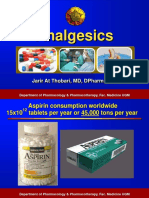Analgesics & Muscle Relaxant