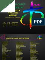 CFC SFC Glory Songs