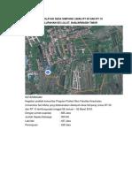 Peta Wilayah Desa Simpang Limau Rt 09 Dan Rt 10