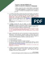 MESTRADO_Passos Para a Entrega Definitiva Da Dissertação