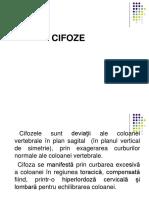 Curs 8 Cifoze