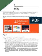 Explorable.com - Correlational Study - 2013-01-09