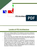 ITS Architecture Part 2 2017 18