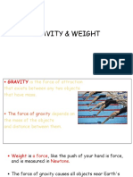 gravity and weight.pptx