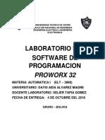 laboratorio automatica
