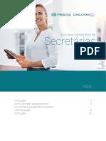 Manual Treinamento de Secretárias