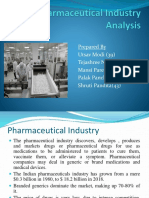 Industrial scanning sun pharma