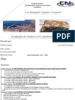 La logistique du commerce et la compétitivité du Maroc.pptx