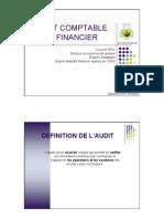 Audit Comptable Et Financier Encg