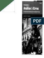 Taylor-Introducao a Analise de Erros John.pdf