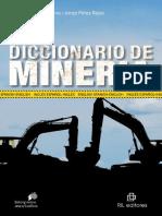 Diccionario de Mineria ingles-español