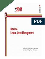 Session 7 Linear Asset Management