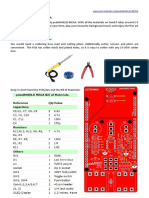 How to Build Pedalshield Mega v1.0
