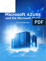 An Introduction to Microsoft Azure and the Microsoft Cloud.pdf