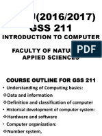 AKSU - GSS 211(2015