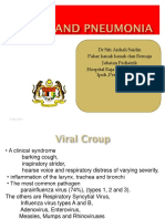 ALTB and Pneumonia